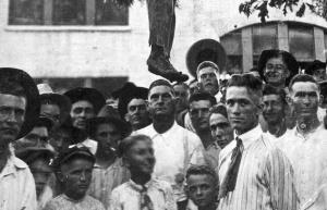 lynching postcard