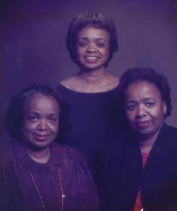 Alice (Nana) Selma (Doll) Katherine (Beckye)