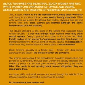 amandal on black womanhood