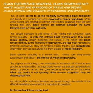amandal on black womanhood