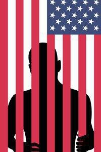 flag prison