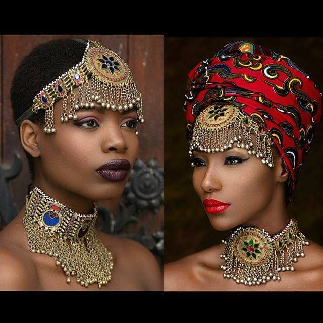 African Wedding Headpieces: Can An African American Appropriate African Culture? Can A