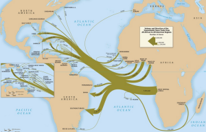 sources of tranatlantic slave trade